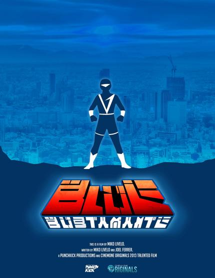 Blue Collar Hero Takes A Coffee Break In First Teaser For Filipino Tokusatsu Comedy BLUE BUSTAMANTE