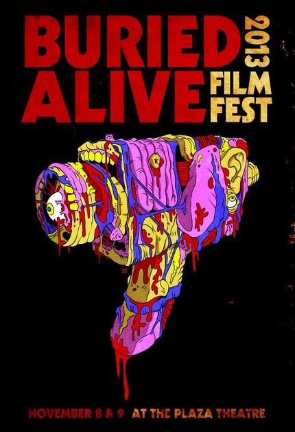 Brian Lonano Delivers A Stellar Festival Trailer For Atlanta's Buried Alive