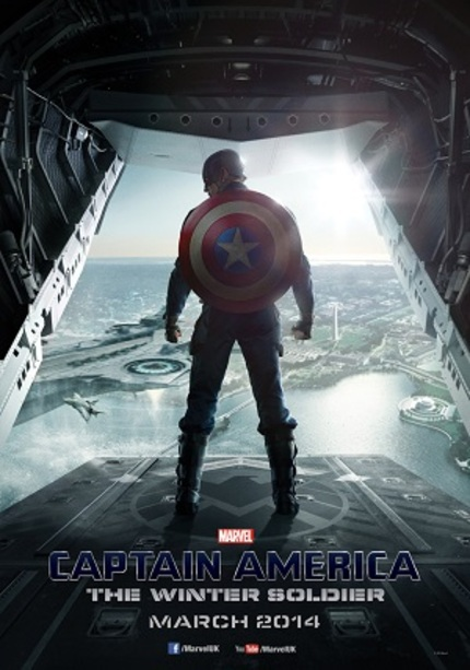The Helicarrier Eats Dirt In The First Trailer for CAPTAIN AMERICA: THE WINTER SOLDIER