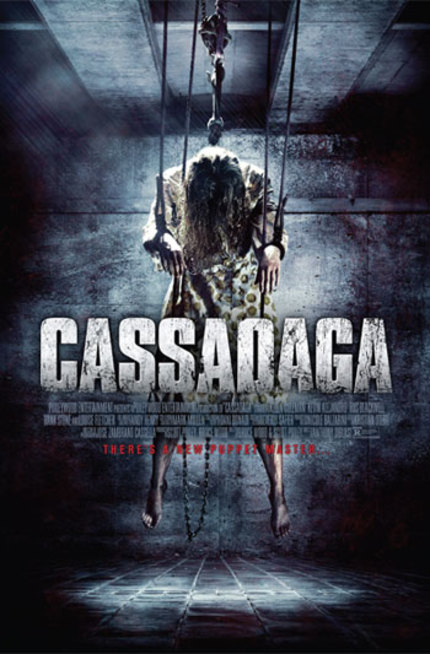 Watch An Exclusive Clip From Horror Flick CASSADAGA. Some Assembly Required.