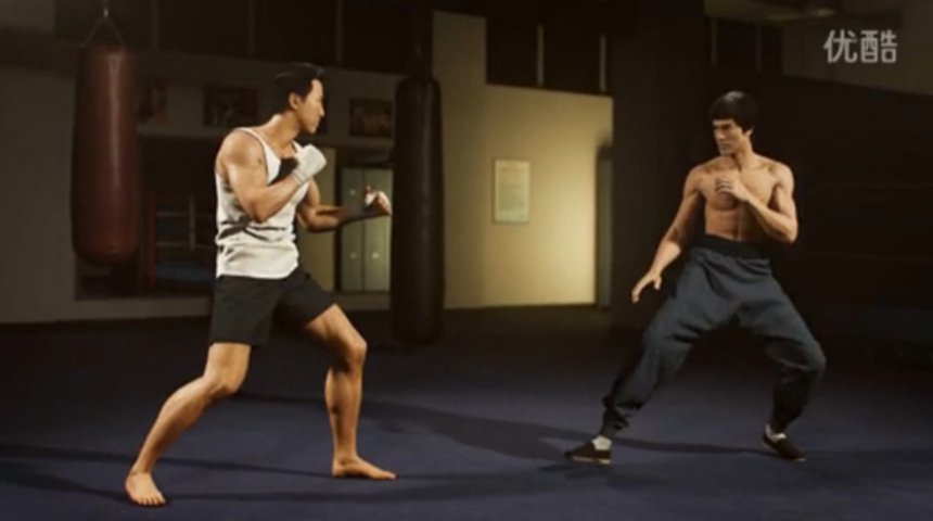 Watch Donnie Yen vs Bruce Lee In Animated Short A WARRIOR'S DREAM