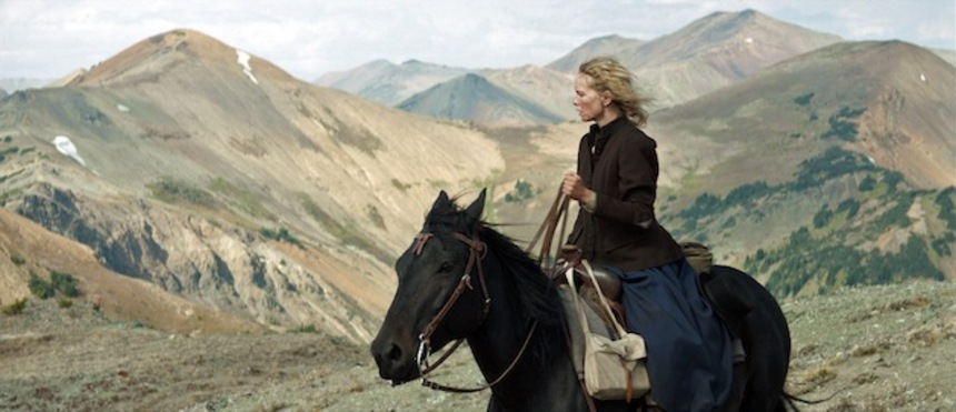 Review: In Grim, Glacial Western GOLD, It's All Guts, No Glory