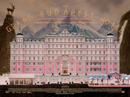 Wes Anderson's THE GRAND BUDAPEST HOTEL To Open Berlin