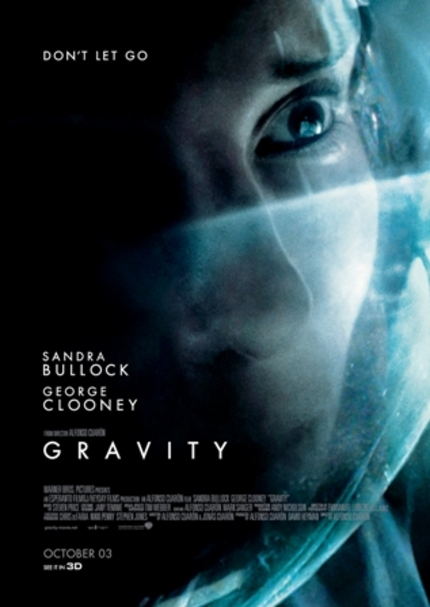 The Kids Talk Film: GRAVITY