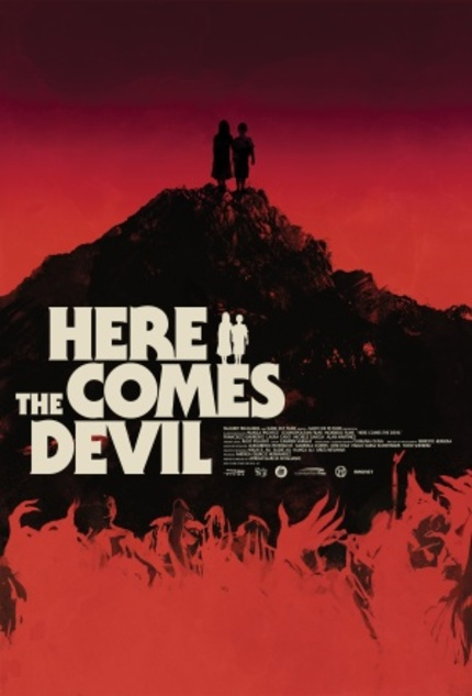 Watch The Green Band Trailer For Adrian Bogliano's HERE COMES THE DEVIL