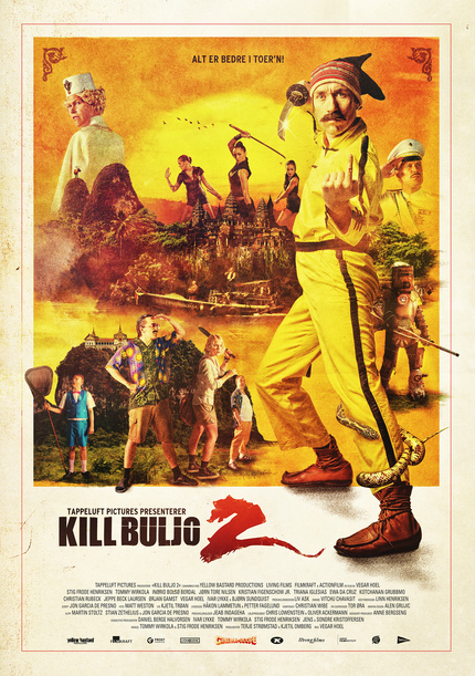 Breast Shots! Penis Shots! Dead Reindeer Shots! It Can Only Be The Trailer For KILL BULJO 2!