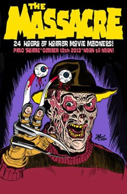 Attention Chicago Horror Fans: Meat the MASSACRE October 12