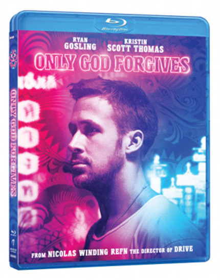 Win An ONLY GOD FORGIVES Prize Pack!