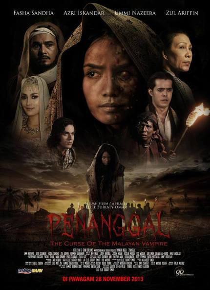 Watch The Full Trailer For Malaysian Horror PENANGGAL: CURSE OF THE MALAYAN VAMPIRE
