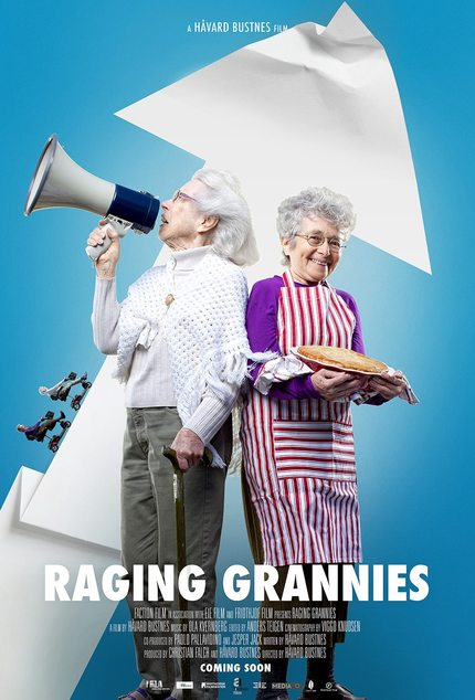 Wall Street Gets Nasty With The RAGING GRANNIES