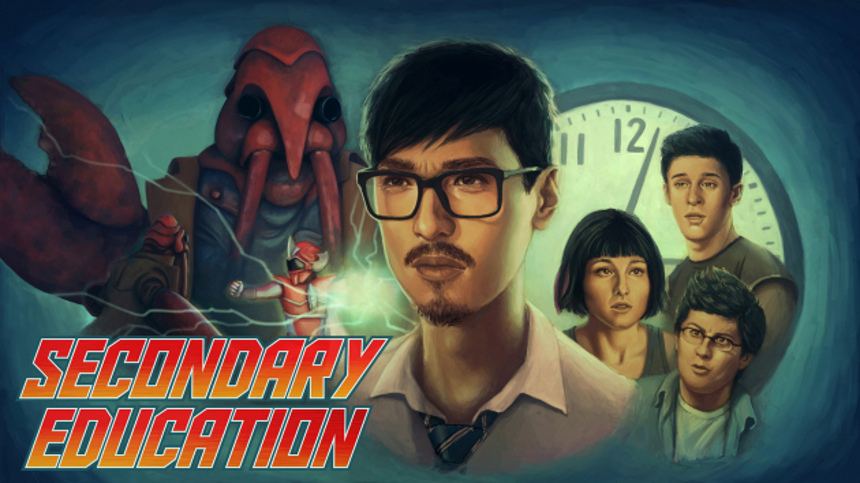 Eric Lim Battles Tokusatsu Monster With Science In SECONDARY EDUCATION
