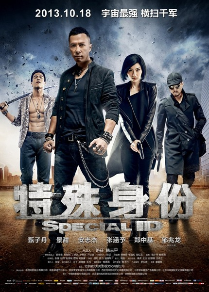 Watch Donnie Yen vs Andy On In SPECIAL ID Clip