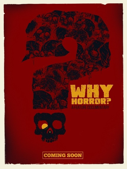 Kickstart This! Tal Zimmerman's Documentary WHY HORROR?