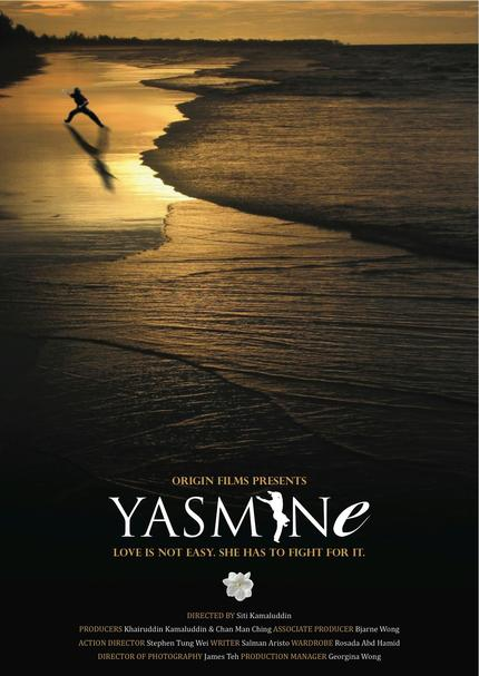 Watch The Very Promising First Teaser For Brunei Fight Drama YASMINE