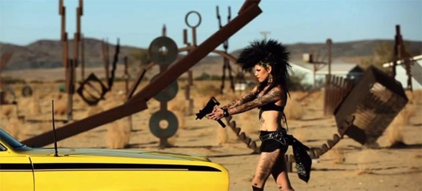 AMERICAN MUSCLE's Very NSFW Trailer Commands You to Suck The Nub