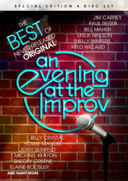 Now on DVD: THE BEST OF THE ORIGINAL AN EVENING AT THE IMPROV, Reliving The 80s, One Comedian At A Time