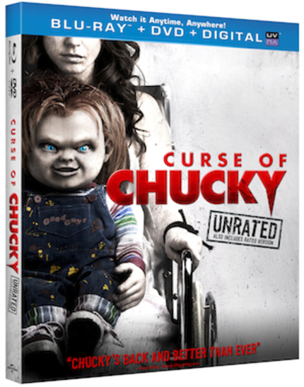 Hey, NYC Tri-State Area! You Could Win CURSE OF CHUCKY On Blu-Ray
