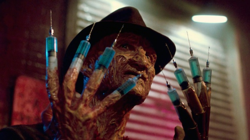 Destroy All Monsters: The Poisonous Dread Of A NIGHTMARE ON ELM STREET 3