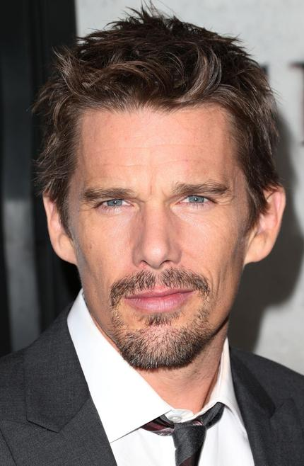 Ethan Hawke Takes The Lead In Amenabar's REGRESSION