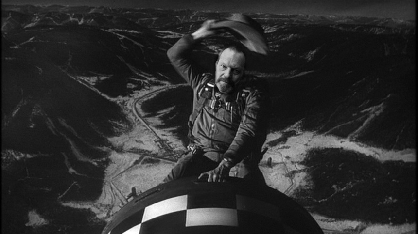 Stanley Kubrick Wanted Terry Gilliam To Direct SON OF STRANGELOVE