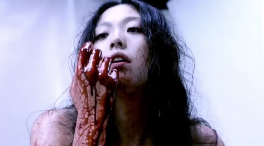 Yubari 2014 Review: GUN WOMAN Is Bloody, Trashy Entertainment