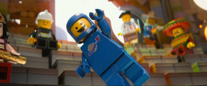 It's A Slow Build: First Full Trailer For THE LEGO MOVIE
