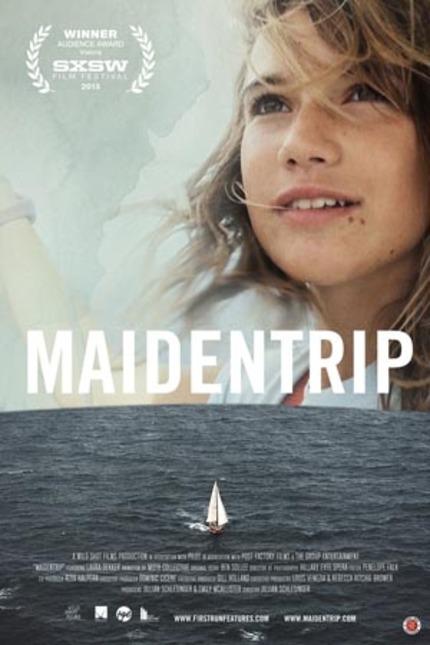Trailer & Release Date for Wonderful SXSW Docu MAIDENTRIP