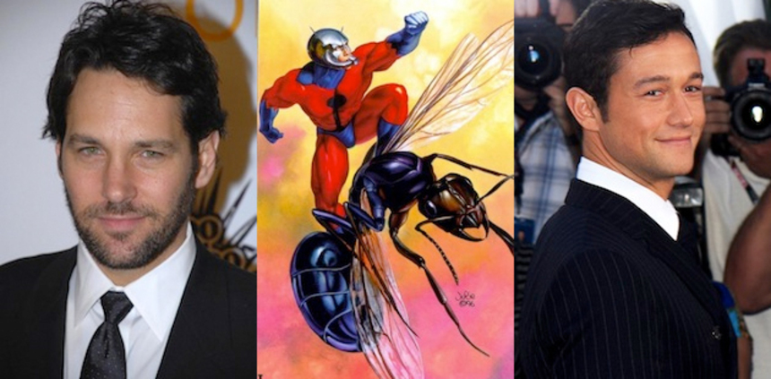 Paul Rudd Or JGL May Experience Shrinkage In ANT-MAN