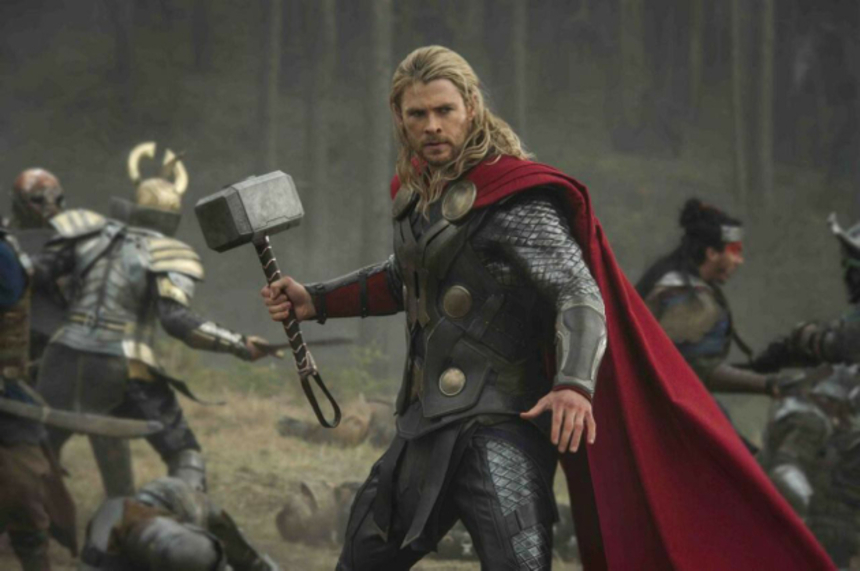 China Box Office: THOR: THE DARK WORLD Hammers The Competition