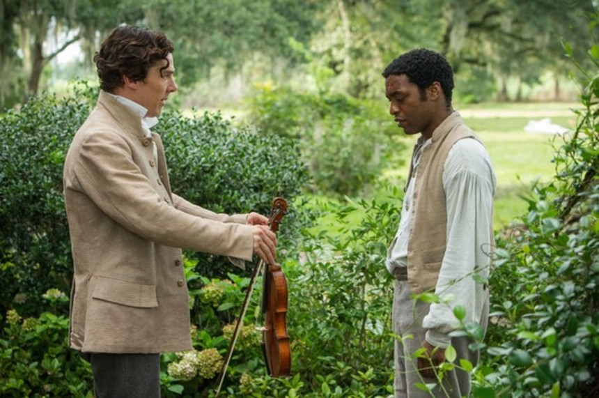 Review: 12 YEARS A SLAVE Gracefully Examines Our Troubling Past