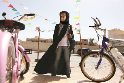 Review: WADJDA, A Young Girl's Quest For A Bicycle Unveils Saudi Arabian Society