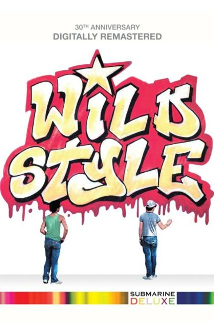 Giveaway: WILD STYLE 30th Anniversary Collector's Edition DVD Sets