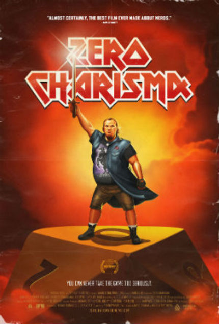 Review: ZERO CHARISMA Declares War On False Nerds