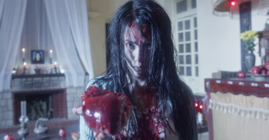 Watch The Creepy Full Trailer For Victor Vu's A VENGEFUL HEART
