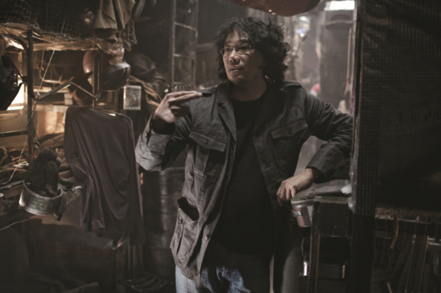 EXCLUSIVE Interview: Bong Joon-ho On The Crew And Influences Behind SNOWPIERCER (Part 3 of 3)