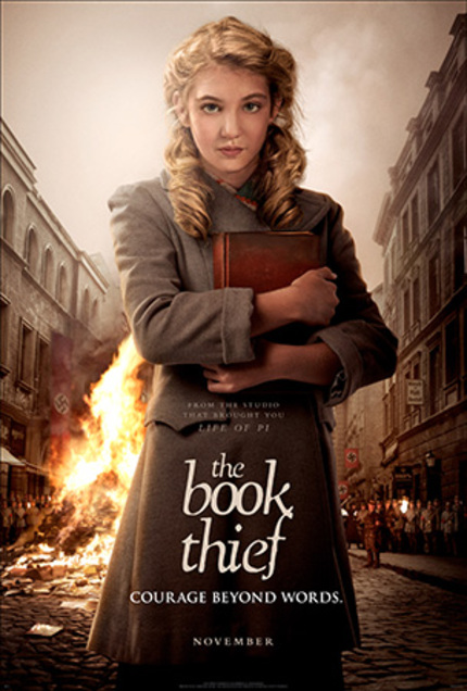 Talking THE BOOK THIEF With Emily Watson, Sophie Nélisse, And Director Brian Percival