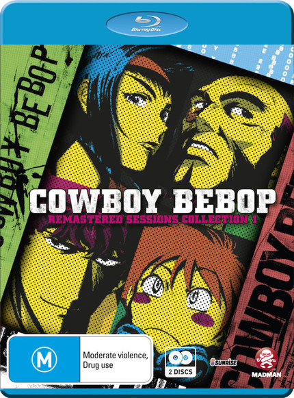 Hey Space Cowboys! Win COWBOY BEBOP Remastered Sessions Collection 1 on Blu-Ray [Australia Only]