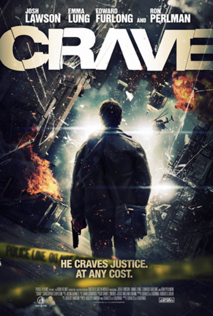 Have A Bite With Ron Perlman And Josh Lawson In Clip From CRAVE