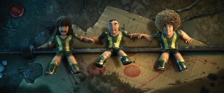 Review: FOOSBALL (METEGOL), An Unpolished Adventure With Remarkable Animation