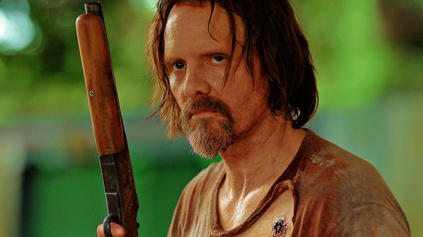 HIDDEN IN THE WOODS: Watch The Red Band Trailer For The Michael Biehn Starring Remake