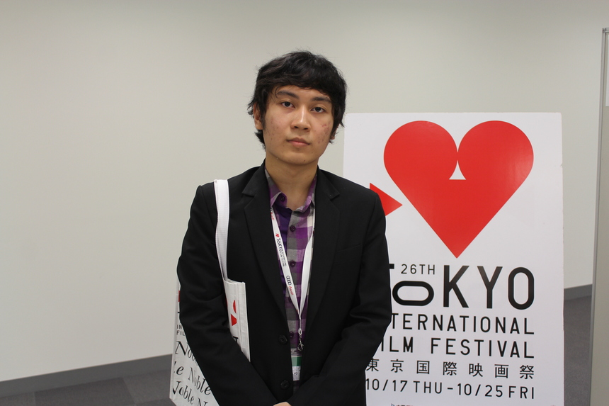 Tokyo 2013 Interview: Film REKORDER Mikhail Red Talks Cinema Pirates And Pioneers