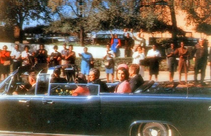Errol Morris on Photography, Truth and JFK:  NOVEMBER 22, 1963