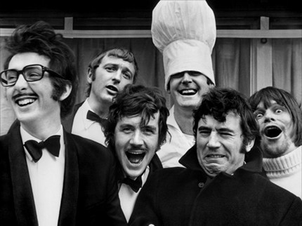 Monty Python Reuniting For New Stage Show!