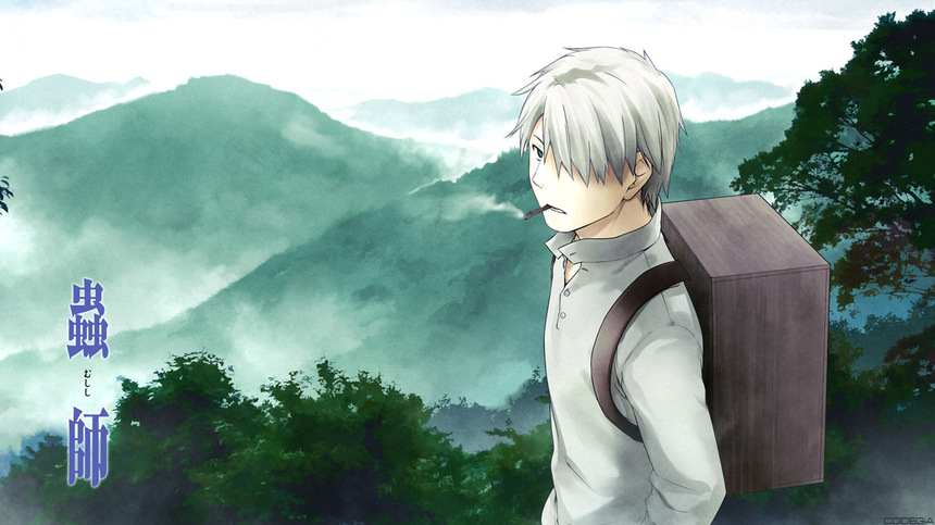 MUSHISHI Returns In January With New Hour Long Special