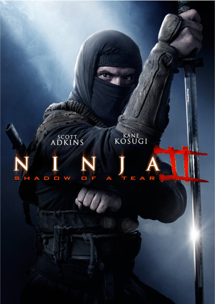 NINJA 2: Scott Adkins Needs A Lot More Than Two Graves To Contain The Second Trailer