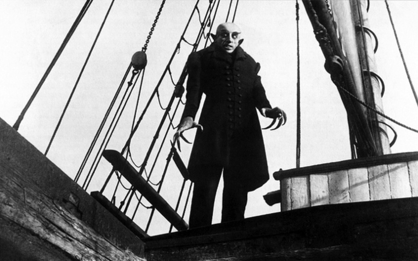 Learning From The Masters Of Cinema: F.W. Murnau's NOSFERATU: A SYMPHONY OF HORROR