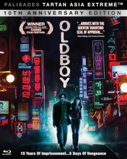 Who Wants To Win The OLDBOY 10th Anniversary Blu-ray?