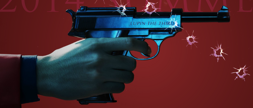 LUPIN THE THIRD Live Action Feature To Open Next Summer