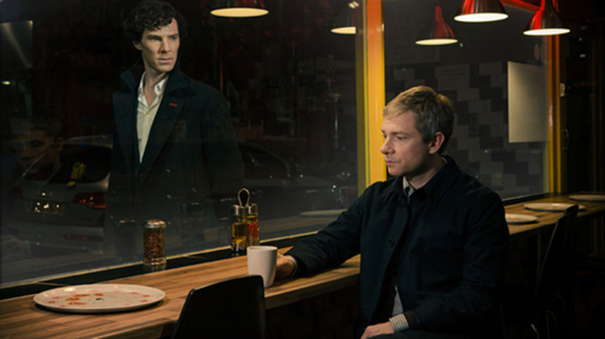 SHERLOCK: Check The First Image From The Third Series