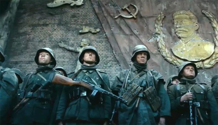 China Box Office: Russian War Epic STALINGRAD Storms The Charts
